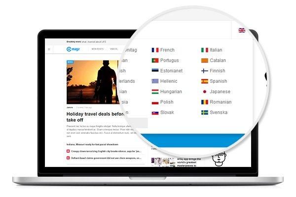 آموزش طراحی سایت دو زبانه یا چند زبانه با جوملا | قسمت دوم
