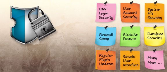 افزونه قدرتمند امنیتیall-in-one-wp-security