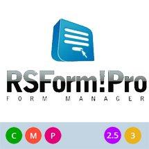 کامپوننت RS Form Pro فارسی جوملا