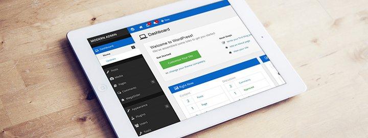 افزونه تنظیمات دسترسی داشبورد برای وردپرس